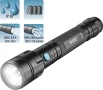 Lampe torche � LED, ex�cution grande   - Longueur totale: 236.5 mm - 1979-73