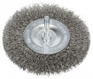 Brosses circulaires 100 mm, 0,3 mm, 10 mm