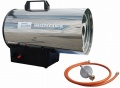 G�n�rateur d'air chaud au gaz GGH 17 INOX