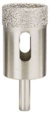 Bosch Forets diamantés à sec Best for Ceramic 25 x 35 mm