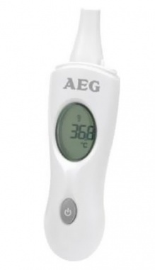 AEG Thermomètre Infrarouge Oreilles/Front FT 4925
