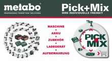 Metabo Pick + Mix