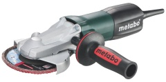 Metabo Meuleuse d\'angle �lectronique � t�te plate 900 watts WEF 9-125