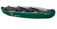 Sevylor Kayak gonflable Adventure Plus 373 x 90 cm - 2000016740