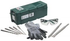 Metabo PlusBox L, Set pour marteau perforateur II