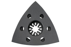 Metabo Plateau abrasif triangulaire 93 mm MT - 626421000