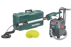 Metabo LSV 5-225 Comfort + ASR 35 L ACP Set Machines filaires en set - 690886000