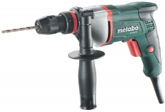 Metabo Perceuse de 500 watts à variateur électronique BE 500/10