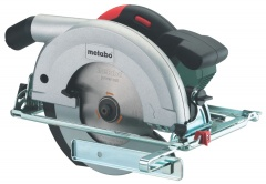 Metabo Scie circulaire manuelle 1400 watts KS 66