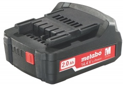 Metabo Batteries Li-Ion coulissante « AIR COOLED » 14,4 V / 2,0 Ah - 62559500