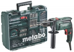 Metabo SBE 650 Set Perceuse à percussion - 600671870