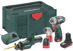 Metabo Combo Set 2.2 10.8 V Quick Pro - 68505400
