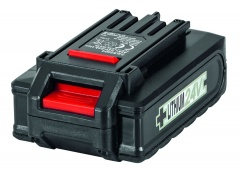 Grizzly Batterie de rechange 24 V 2,0 Ah