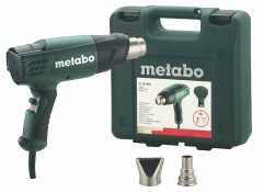 Metabo Pistolet à air chaud 1600 watts H 16-500
