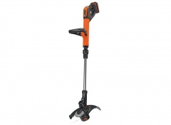 Black & Decker Coupe-bordures POWERCOMMAND 18V 2Ah 28CM chargeur 5h