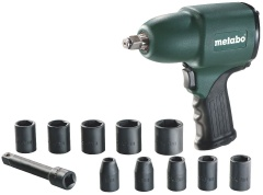 "Metabo Avvitatore battente DSSW 360 Set 1/2"" - 604118500"