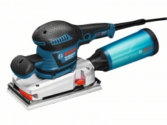 Bosch Ponceuse vibrante GSS 280 AVE Professional + accessoires