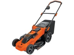 Black & Decker Tondeuse Autosense 36V 48CM 2 batteries