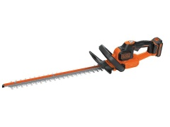 Black & Decker Taille-haies 18V 2Ah 45CM POWERCOMMAND anti-blocage
