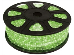 HQ-Power FLEXIBLE LUMINEUX VERT A LEDS - 45 m