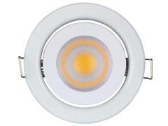 Vellight SPOT LED ENCASTRABLE 5 W - GU10 - 230 V - BLANC CHAUD