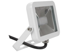 Perel PROJECTEUR LED DESIGN - 10 W, BLANC CHAUD