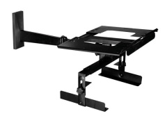 "Toolland SUPPORT TÉLÉVISION - MAX. 25"" - MAX. 60 kg - 430 x 302 x 80 / 120 mm"