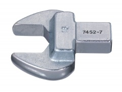 Bahco EMBOUT À FOURCHE 9X12MM, 7MM - 7452-7-7