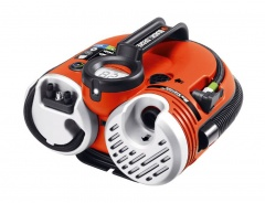 Black & Decker Compresseur sans fil 11BAR/160 PSI  ASI500