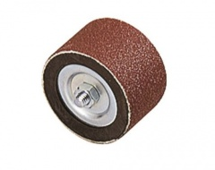 Wolfcraft 3 Bandes abrasives, Ø 45 mm - 2039000