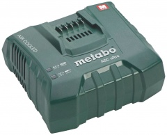 "Metabo Chargeur rapide ASC Ultra, 14,4-36 V, ""AIR COOLED\"", EU"