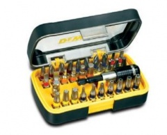 DeWALT Set d\'embouts de vissage 32 pcs