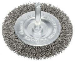 Bosch Brosses circulaires 70 mm, 0,3 mm, 10 mm