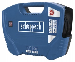 Scheppach Compresseur portatif Air Force, 220-240V, 50Hz, 1100W - 5906123901