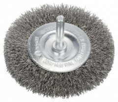 Bosch Brosses circulaires 80 mm, 0,2 mm, 4 mm