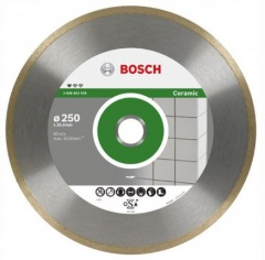 Bosch Disque � tron�onner diamant� Professional for Ceramic 200 x 25,40 x 1,6 x 7 mm