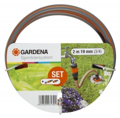 Gardena Kit de raccordement grand débit maximum Profi