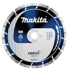 Makita Disque diamant Comet Enduro 3DDG anti-vibration, anti-bruit Stealth - B-12756