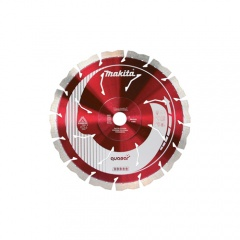 Makita Disque diamant Quasar 3DDG anti-vibration, anti-bruit Stealth 400x25,4 - B-13471