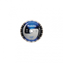 Makita Disque diamant Comet Enduro 3DDG anti-vibration, anti-bruit Stealth 350x25,4mm - B-13524