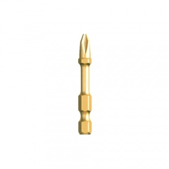 Makita Embouts longs 50 mm Impact Gold Torsion TORX (T) Hexa 1/4\'\' - B-28260