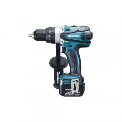Makita Perceuse visseuse 14,4 V Li-Ion 4 Ah Ø 13 mm - DDF448RMJ