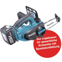 Makita Top Handle Tronçonneuse d\'élagage sans fil DUC122RME