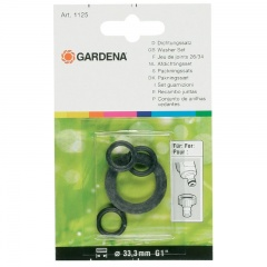 Gardena Jeu de joints universels