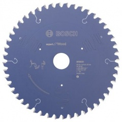 Bosch Lame de scie circulaire Expert for Wood 216 x 30 x 2,4 mm, 48 dents - 2608642497