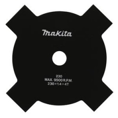 Makita Lame 4 dents 230x25,4mm - 363224140