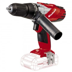 Einhell Perceuse-visseuse à percussion TE-CD 18-2 Li-i Solo sans batterie ni chargeur