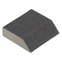 Wolfcraft Bloc mousse abrasif K60 100x90x25mm - 2778000
