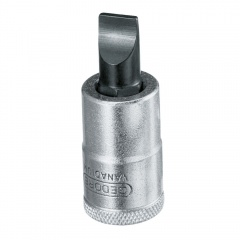 "Gedore Douille tournevis 1/2"" 6,5x1,2 mm - IS 19 6,5x1,2"