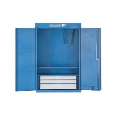 Gedore Armoire murale, vide, 970x650x250 mm - 1400 L